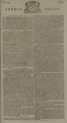 Leydse Courant 1739-07-17