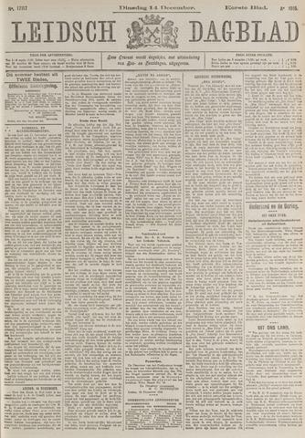 Leidsch Dagblad 1915-12-14