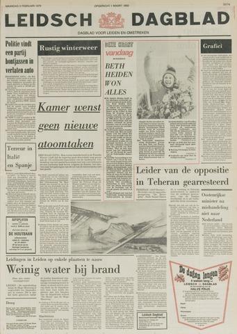 Leidsch Dagblad 1979-02-05