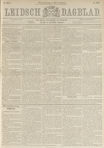 Leidsch Dagblad 1893-11-08