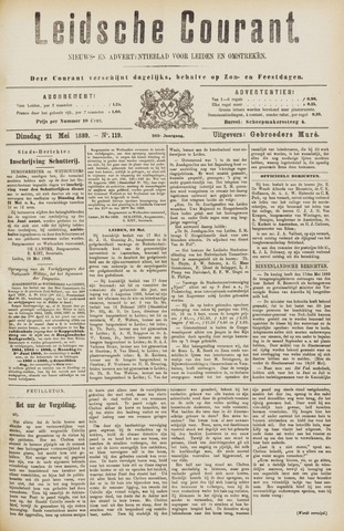 Leydse Courant 1889-05-21