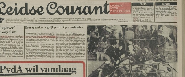 Leidse Courant 1983-11-03