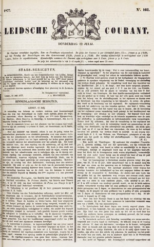 Leydse Courant 1877-07-12
