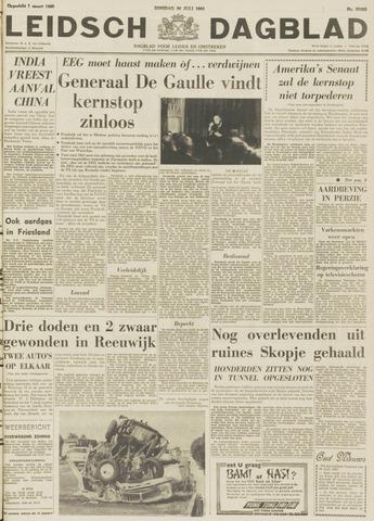 Leidsch Dagblad 1963-07-30