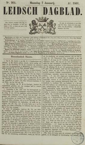 Leidsch Dagblad 1861-01-07