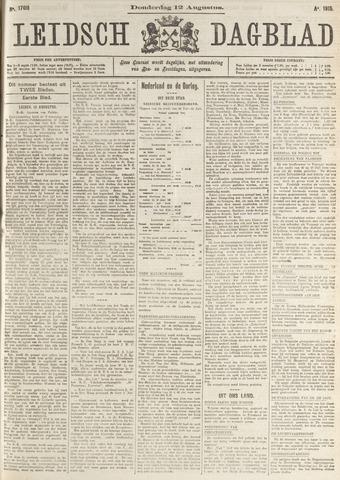 Leidsch Dagblad 1915-08-12