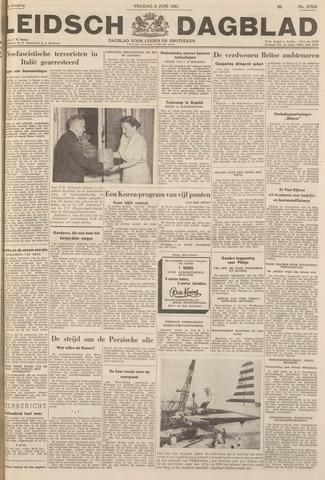 Leidsch Dagblad 1951-06-08