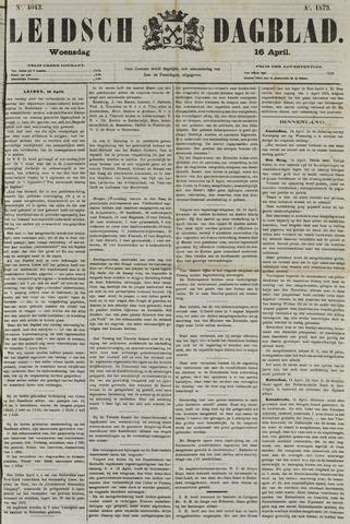 Leidsch Dagblad 1873-04-16