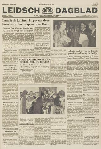 Leidsch Dagblad 1959-06-29
