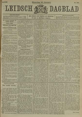 Leidsch Dagblad 1907-01-28
