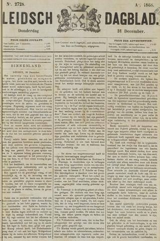 Leidsch Dagblad 1868-12-31