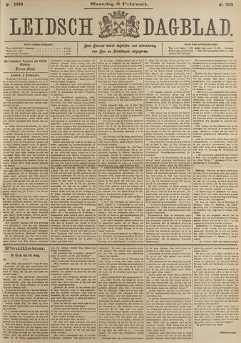 Leidsch Dagblad 1899-02-06
