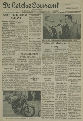 Leidse Courant 1963-08-05