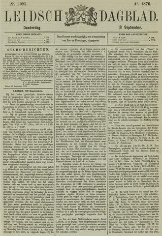Leidsch Dagblad 1876-09-21
