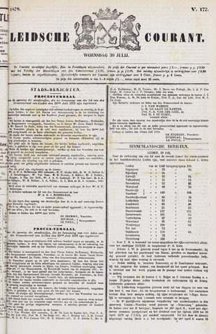 Leydse Courant 1879-07-30