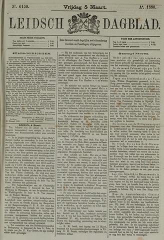 Leidsch Dagblad 1880-03-05