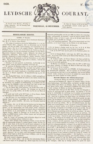 Leydse Courant 1850-12-18