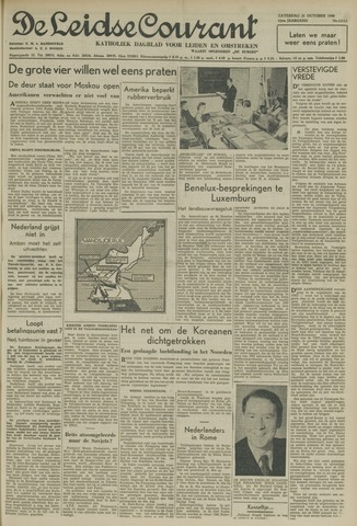 Leidse Courant 1950-10-21