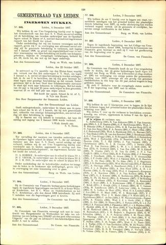 Handelingen van de Raad 1897-12-04