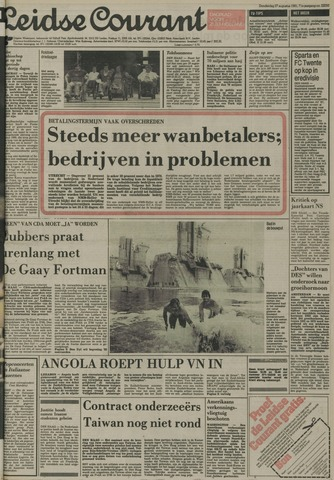 Leidse Courant 1981-08-27