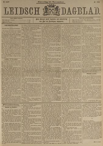Leidsch Dagblad 1897-11-13