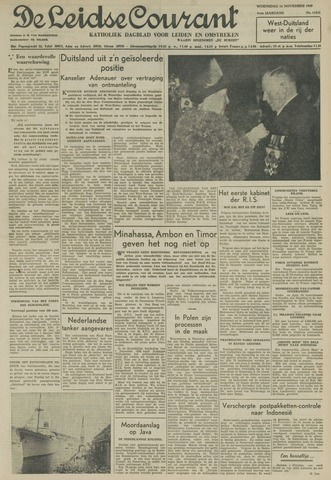 Leidse Courant 1949-11-16