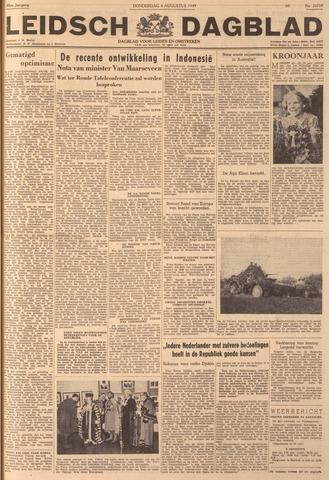 Leidsch Dagblad 1949-08-04