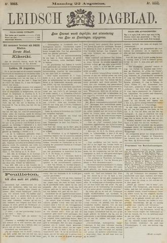 Leidsch Dagblad 1892-08-22