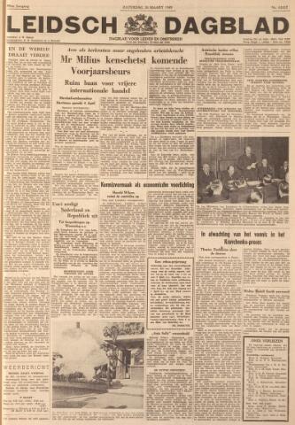 Leidsch Dagblad 1949-03-26