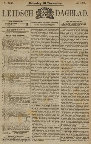Leidsch Dagblad 1882-12-16