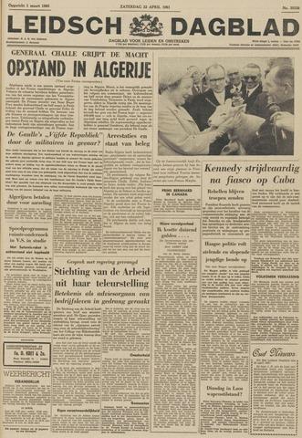Leidsch Dagblad 1961-04-22