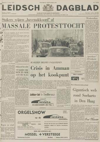 Leidsch Dagblad 1970-09-02