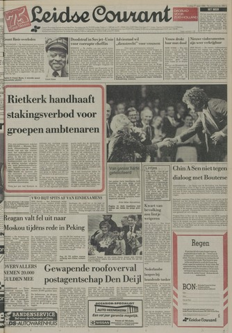 Leidse Courant 1984-04-27