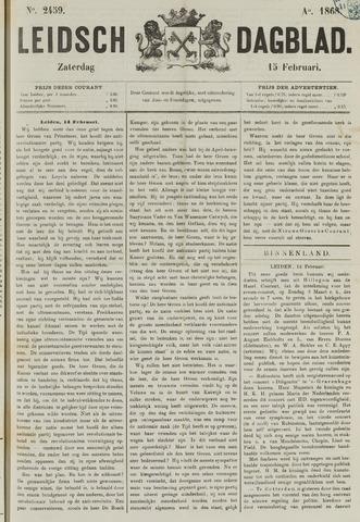 Leidsch Dagblad 1868-02-15