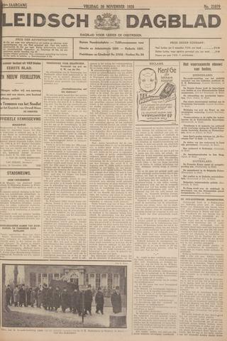 Leidsch Dagblad 1928-11-30
