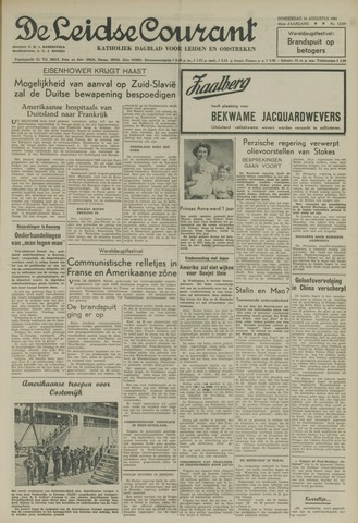 Leidse Courant 1951-08-16