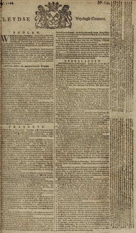 Leydse Courant 1766-11-21