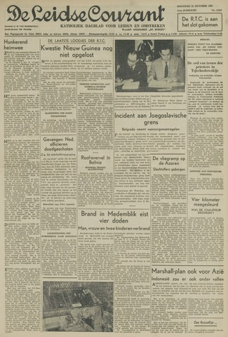 Leidse Courant 1949-10-31