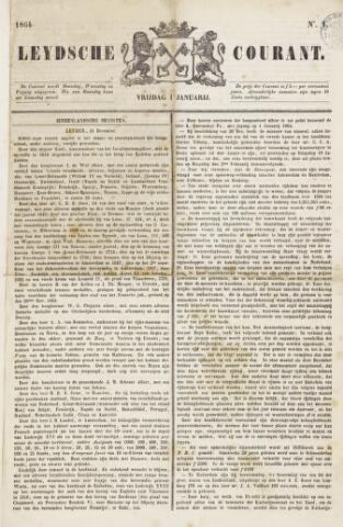 Leydse Courant 1864