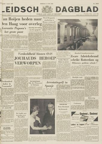 Leidsch Dagblad 1962-06-05