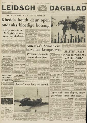 Leidsch Dagblad 1961-11-02