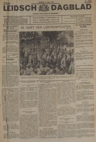 Leidsch Dagblad 1935-07-02