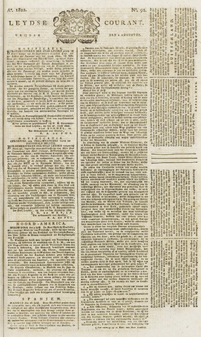 Leydse Courant 1822-08-02