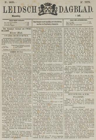 Leidsch Dagblad 1878-07-01