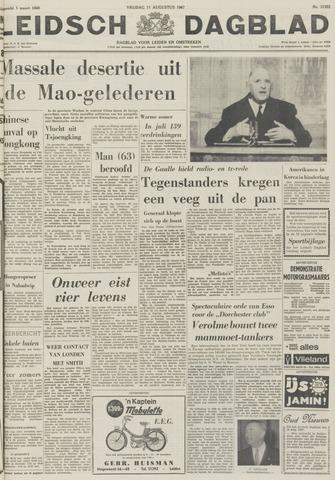 Leidsch Dagblad 1967-08-11