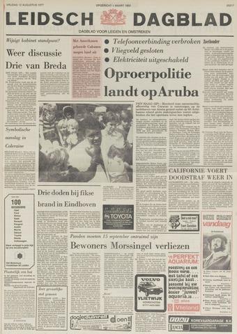 Leidsch Dagblad 1977-08-12