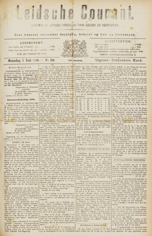 Leydse Courant 1889-07-01