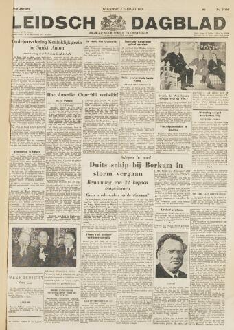 Leidsch Dagblad 1952