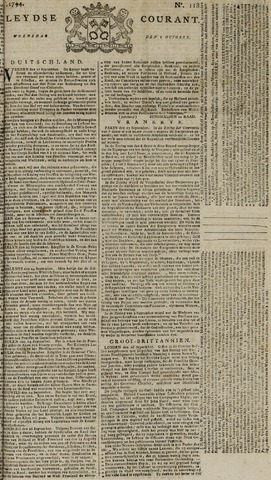 Leydse Courant 1794-10-01