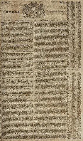Leydse Courant 1758-09-25